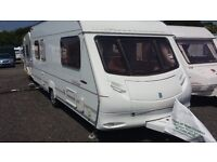 5 BERTH 2004 FAMILY CARAVAN 1 OWNER FAMILY CARAVAN WITH REAR BEDROOM CRIS REGISTERED GREAT CONDITION