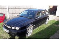 Jaguar x type 2007