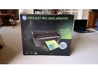 HP OFFICEJET PRO 8100 WIRELESS PRINTER