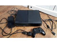 Xbox One for sale with one controller