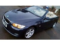 2007 [57] BMW 325I AUTO CONVERTIBLE-1 PREVIOUS OWNER-FULL BMW HISTORY (PART EX WELCOME)