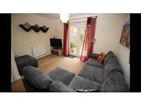 Large Corner Sofa, with sofa bed