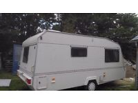 1998 Elddis Crown Signet 2 Birth Caravan
