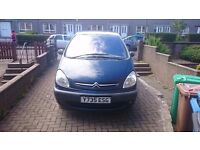 for sale Citroën Xsara Picasso 1.6 petrol lpg towbar, Electric windows mirrors