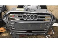 Audi s3 main grill