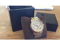 Michael Kors (silver watch)