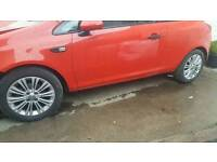 "VAUXHALL CORSA D FACELIFT 16"" SE ALLOY WHEELS"