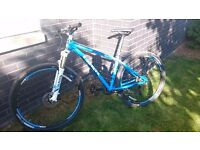 Trek X-Caliber 8 E 2014 Mountain Bike (Hard Tail)