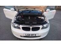 BMW 1 Series Coupe 2011 Diesel