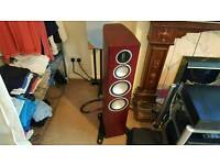 Monitor Audio GX300 loudspeaker 10/10 condition. Best in class!
