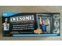 Awesome Gym workout bar (new)