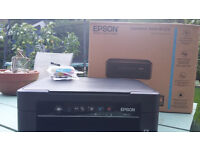Epson Printer xp215 complete with ink