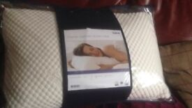 2 X Brand new Tempur comfort cloud pillows