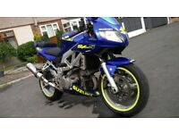 Suzuki Sv1000S in great condition and loads of extras
