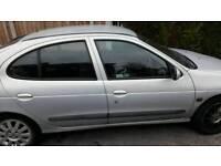 Renault megane for sale!!