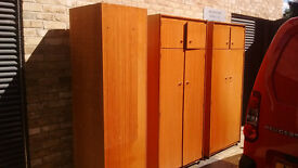 Wardrobe ( Cupboard ) 3 units, Very Low Price, 90% off