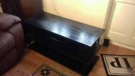 Black Ash TV Cabinet
