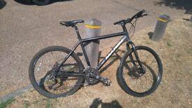 Marin novato hybrid bike 19inch frame medium