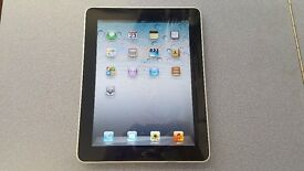 APPLE IPAD 2 16GB WIFI WITH RECEIPT