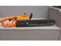 Black & decker electric chainsaw in mint condition