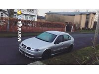 LEON FR 18T 20V TURBO 180bhp very low mileage