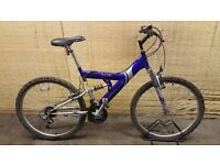 Unisex mountain bike APOLLO EXCEL Frame 18''