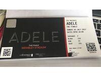 ADELE THE FINALE / LONDON/ SUNDAY 2nd JULY