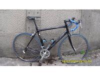 SPECIALIZED ALLEZ 18 SPEED RACING BIKE 54cm LIGHTWEIGHT ALLOY FRAME/CARBON FORKS VERY CLEAN BIKE