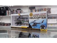 2.0 Channel Infra Red RC Helicopter