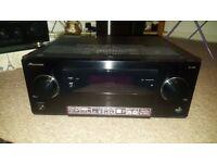 AV Reciever Pioneer LX 87 -4K 9x260w amp. Air studio sertificate