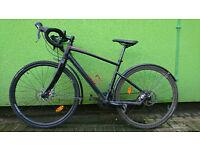 2014 Giant Revolt 1 Gravel/Dirt/CX/Road Bike, Medium, Disk Brake, Carbon Forks, 20 speed
