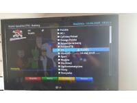 Dreambox with nc+, polsat cyfrowy, vod xxx i inne w cenie na rok