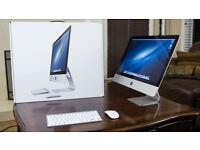 "Apple iMac 21.5"" 3rd Gen Latest Slim Line Boxed"