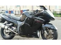 Honda blackbird 1997