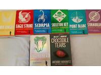 Alex Rider Books