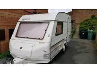 Caravan Sprite Alpine 2 berth