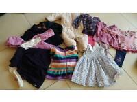 Baby girl clothes bundle 12 -18 moths