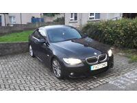 BMW 330D Coupe, M Sport