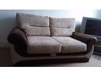 3 seater comfy sofa in excellent condition. can deliver free up to 5 miles.