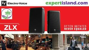 Electro-Voice EV ZLX-12P 12-Inch Two-Way Powered Loudspeaker