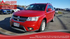 2012 Dodge Journey SXT & Crew - LOADED for only $146 B/W