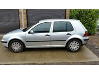VW GOLF DIESEL, LONG MOT MARCH 2019, TURBO HAS PROBLEM, ABS LIGHT ON CHEAP CAR FOR MECHANIC TO FIX