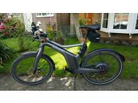 Mercedes Smart Electric Bike
