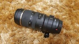 Tamron 70-200mm F2.8 (Canon EF Mount)