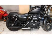 Harley Sportster 883 Dark Iron
