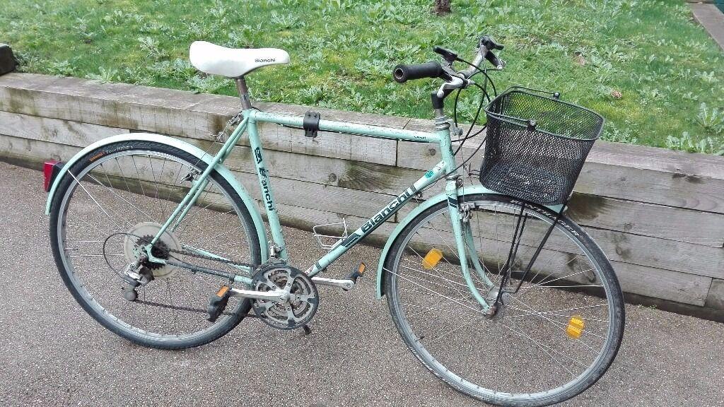 S Bianchi Touring Bike