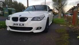 2007 BMW 520d M Sport AUTO **LOW MILES/FSH/HPI CLEAR/NAV/LTHR/BTOOTH**