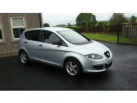 2006 seat alter 1.9 deisel moted £1450