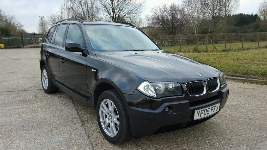 2005 bmw x3 4x4 5dr new mot excellent condition hpi. Black Bedroom Furniture Sets. Home Design Ideas