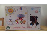 Blossom Farm Cot Mobile